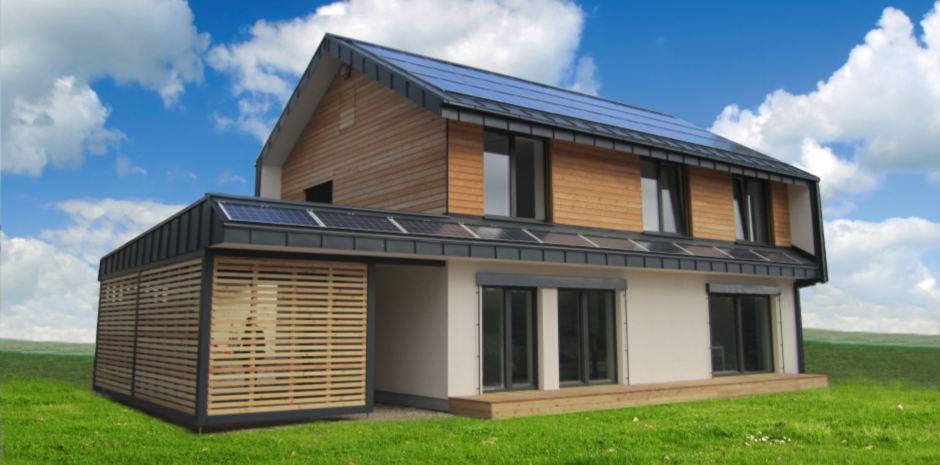 Maison en bois passive une maison haute performance for Maison passive ossature bois prix